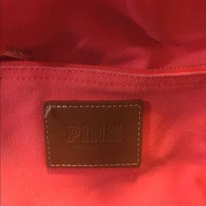 PINK Victoria's Secret Other - PINK by Victoria Secret Denim Back Pack
